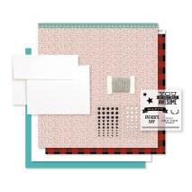 Jack cardmaking kit